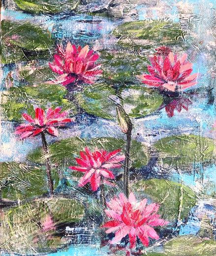 Water Liliy pond
