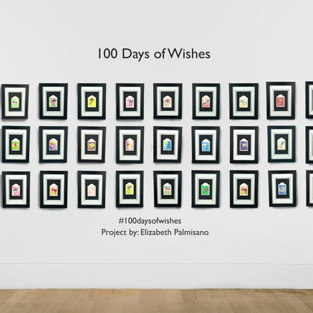 """100 Days of """"Wishes"""" Project"""