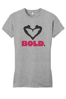 BOLD Girl T-shirt (Junior)