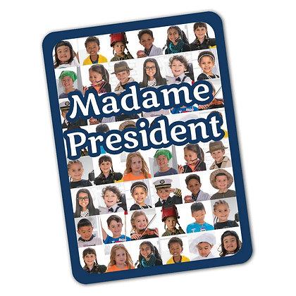 Madame President Card Game