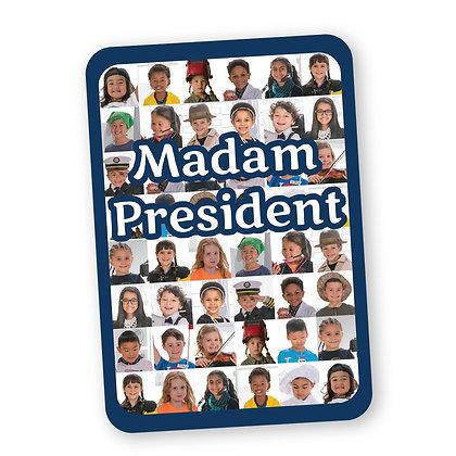 Madam President Card Game