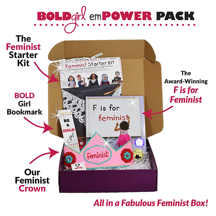 The BOLD Girl emPOWER PACK