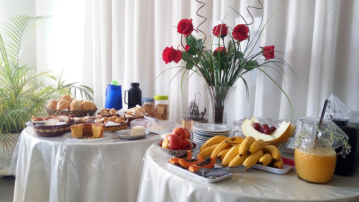 Café da Manhã Incluso