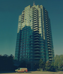 high rise building carpet cleaning