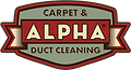AlphaCarpet nand Duct Cleaning Logo