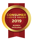 Consumer Choice Award 2019 business exce