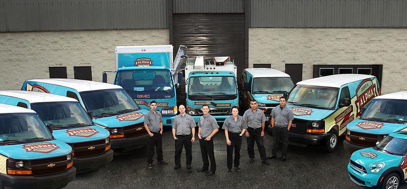 Alpha Carpet & Air Duct Cleaning Team, Professional Carpet and Air Duct Cleaning Company