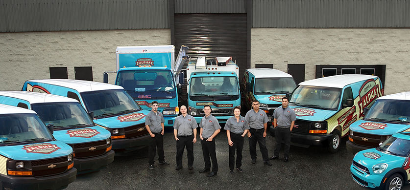 Alpha Carpet & Air Duct Cleaning Team, Professional Carpet and Air Duct Cleaning Company
