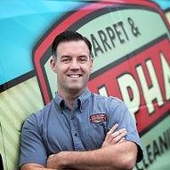 Andrew Littlejohn - Alpha Carpet Cleaning Owner