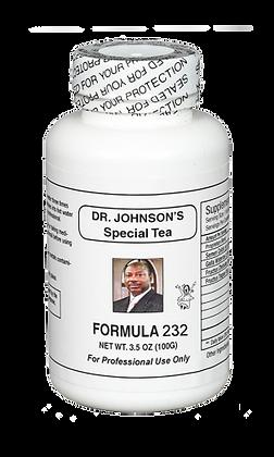 Formula #J232 (Female Organ Support)