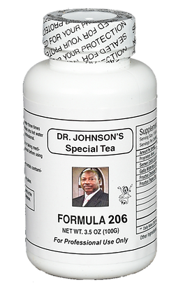 Formula #J206 (Hemorrhoid Support)
