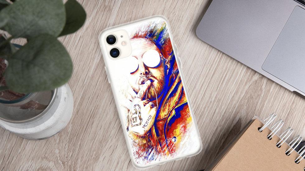 Mac Miller #1 Art iPhone Case
