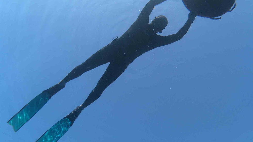 Freediver Class Deposit April 25-26