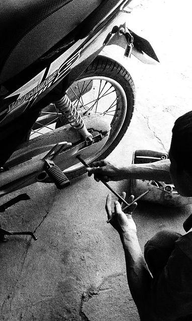 meccanico motobike