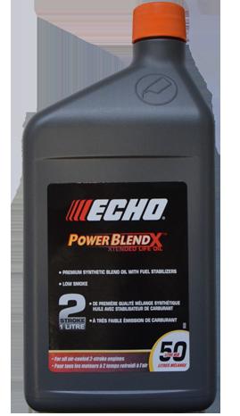 Huile de 1L PowerBlend Echo