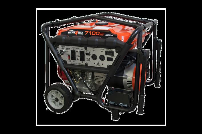 Génératrice BearCat Générateur de 7100 watts