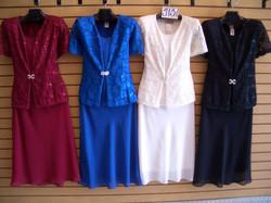 plus size church suits 2