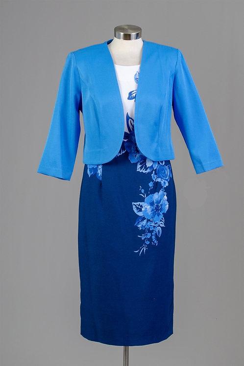 Bolero Jacket dress Style 26628