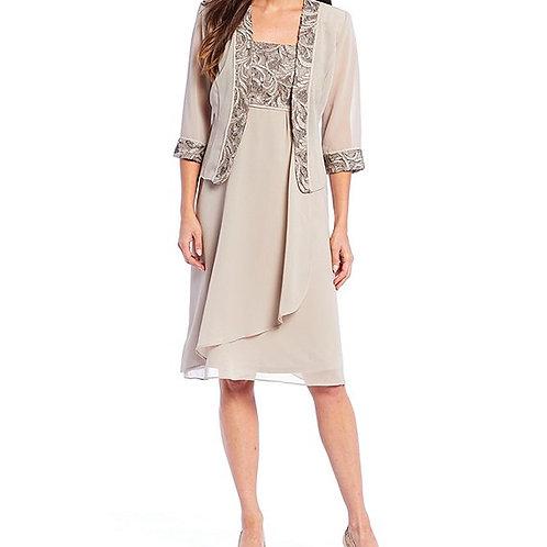 Bolero Jacket Dress Style 26759