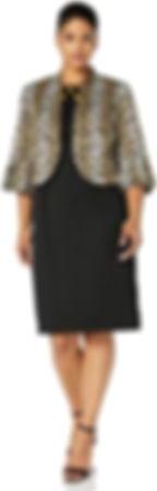 28200 boleo jacket dress size 12-18