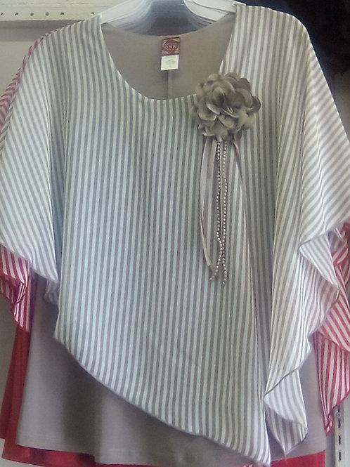 Style # 6 Poncho Top