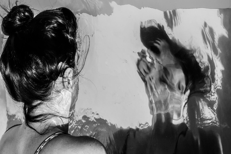 Ariane Delcin Pires Reflexos Elas  Registros do Isolamento Arte