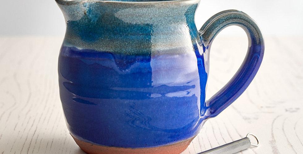 Deep Blue Jug