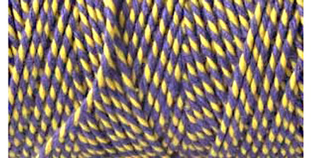 Purple & Daffodil Twine