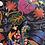 Thumbnail: Navy Shirt With Bright Floral Print