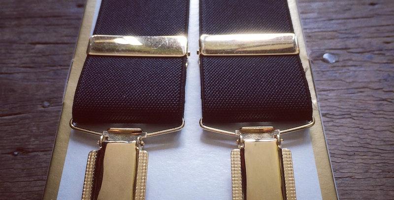 Black Braces
