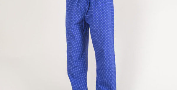 Blue Spots Lounge Pants