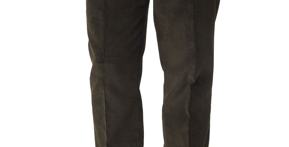 Loden Green Cord Trousers