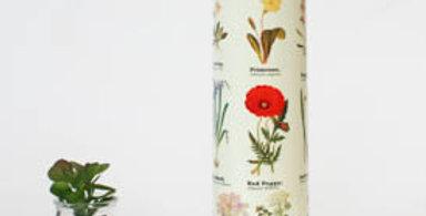Wild Flowers Flask