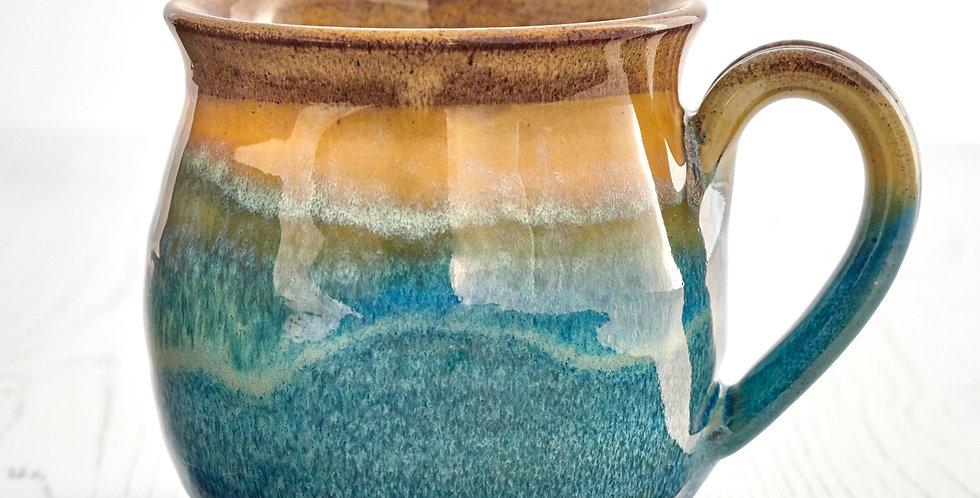 Sand Teal Mug