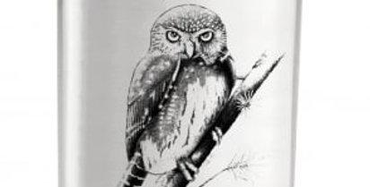 'Owl' Hip Flasks