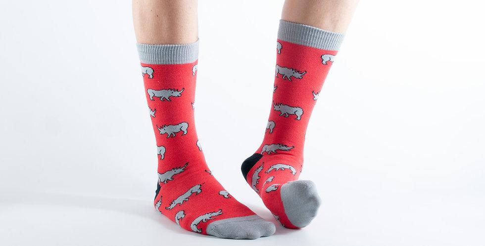 Size 3-7 Red Rhino Bamboo Socks