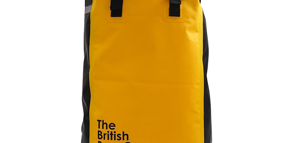 Yellow Dry Bag Rucksack