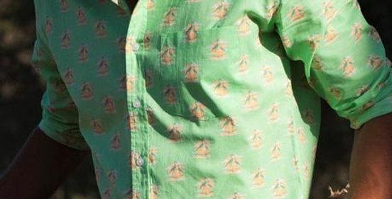Crane Spotting Shirt