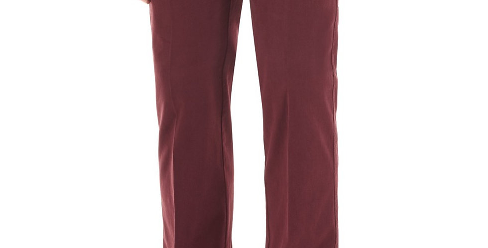 Cranberry Chino Trousers