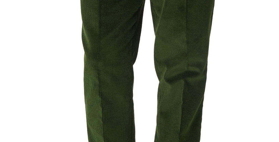 Emerale Green Cord Trousers