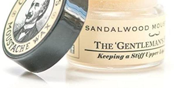 Sandalwood Moustache Wax