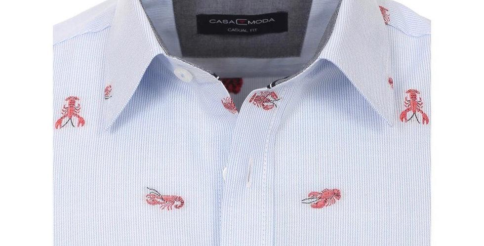 Lobster Short Sleeve Shirt