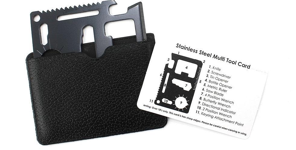 Multi-Tool Card