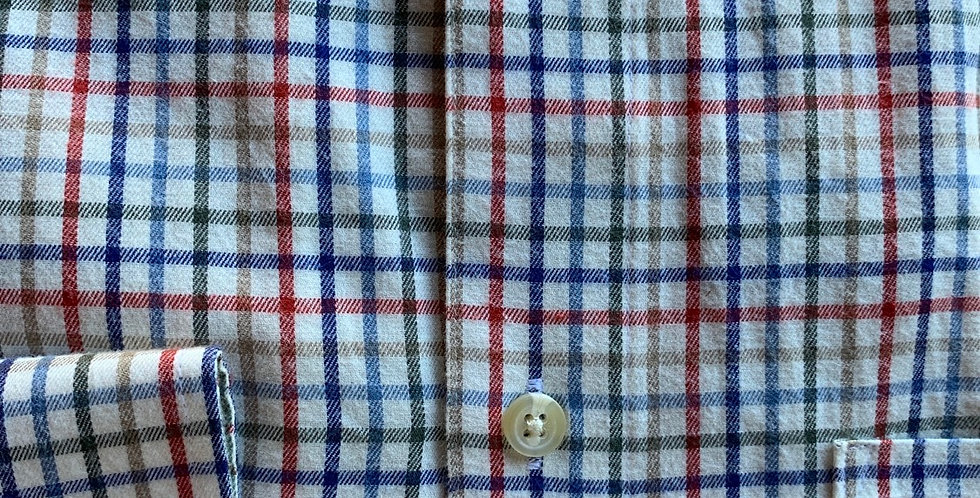 Multi Check Checked Shirt