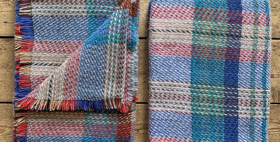 Boatsman Recycled Wool Blanket