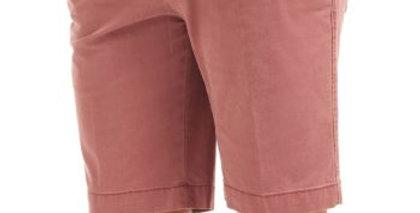Pale Brick Chino Shorts