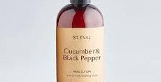 Cucumber & Black Pepper Hand Soap