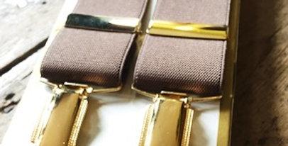Taupe Braces