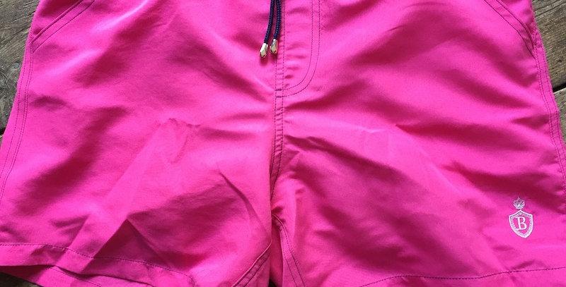 Pink Swimming Shorts