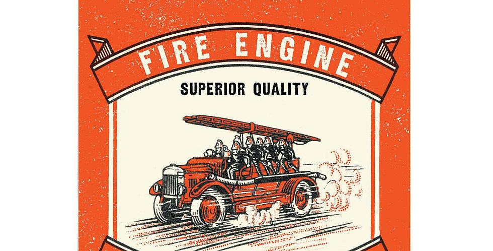 Fire Engine Long Matches